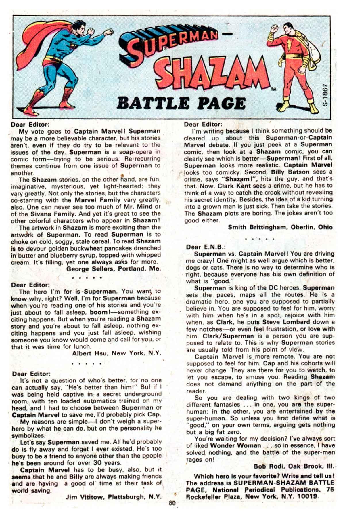 Read online Shazam! (1973) comic -  Issue #16 - 80