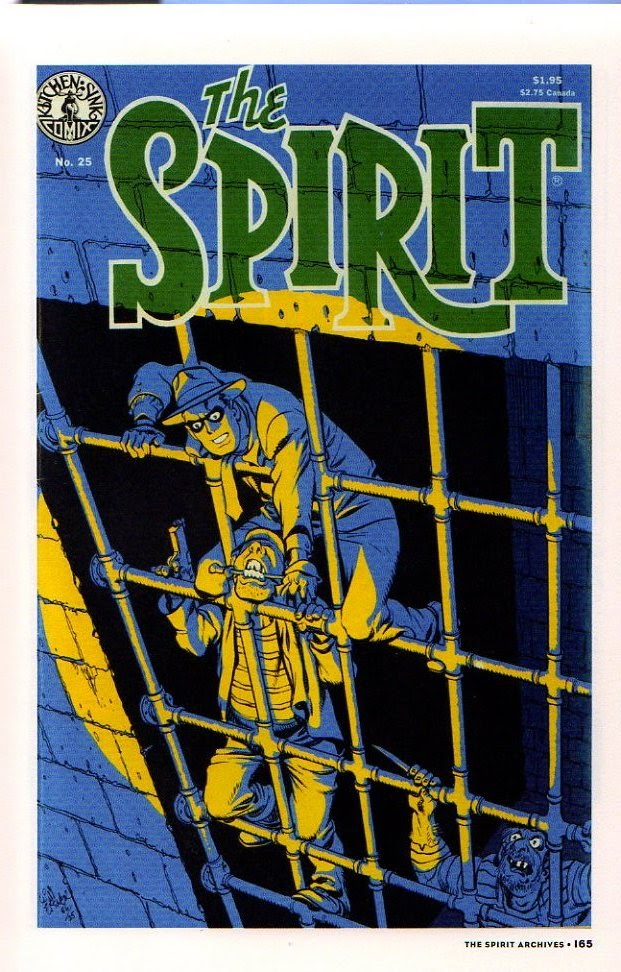 Read online Will Eisner's The Spirit Archives comic -  Issue # TPB 26 (Part 2) - 72