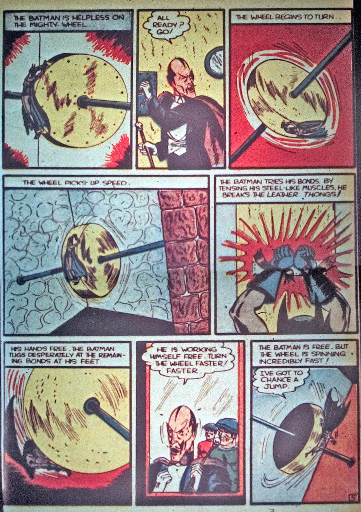 Read online Detective Comics (1937) comic -  Issue #34 - 7