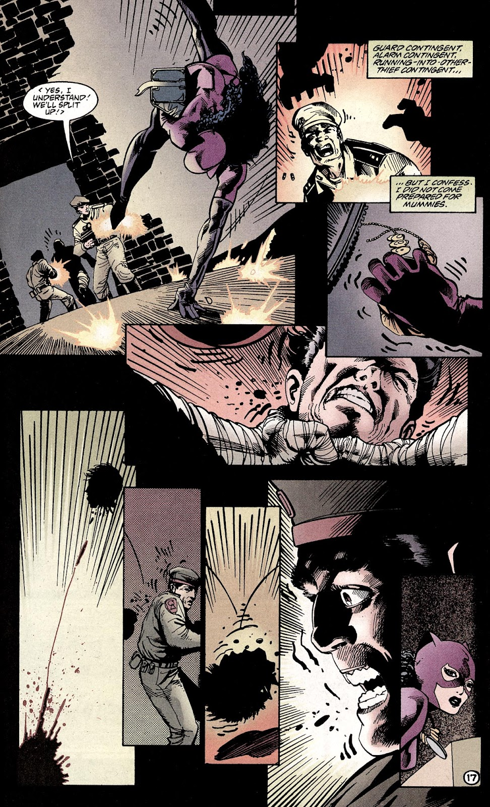 Catwoman (1993) Annual 4 #4 - English 19