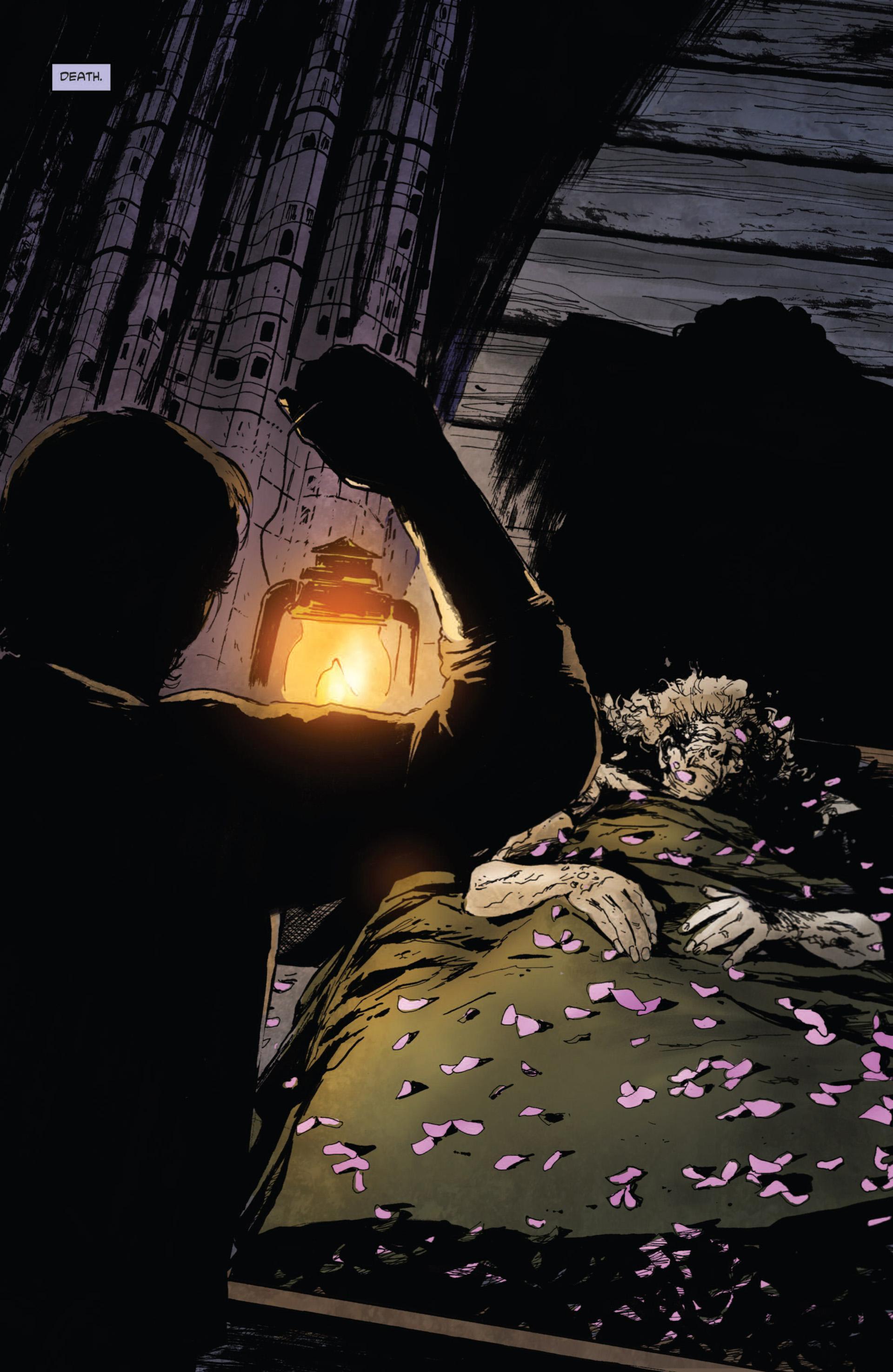 Read online True Blood (2012) comic -  Issue #10 - 16