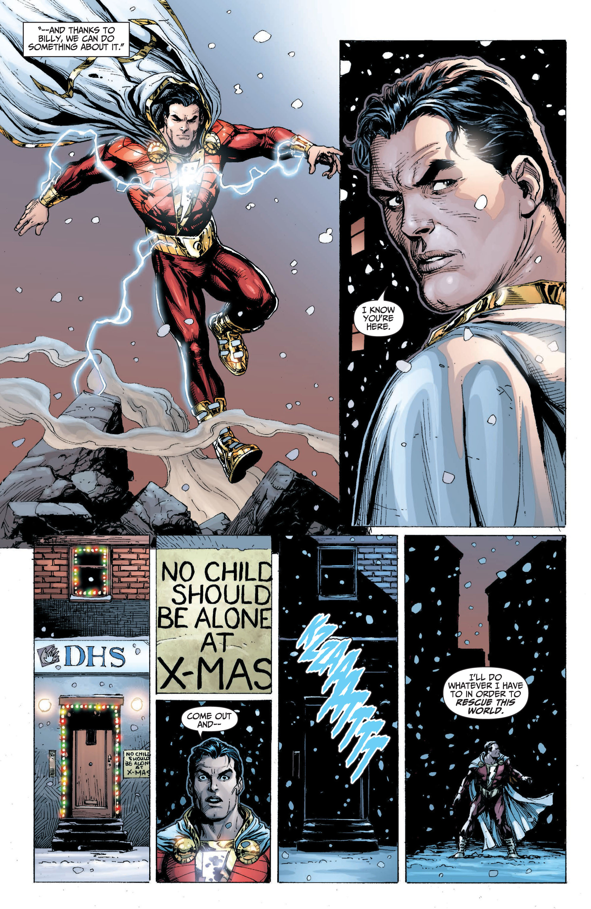 Read online Shazam! (2013) comic -  Issue #1 - 161