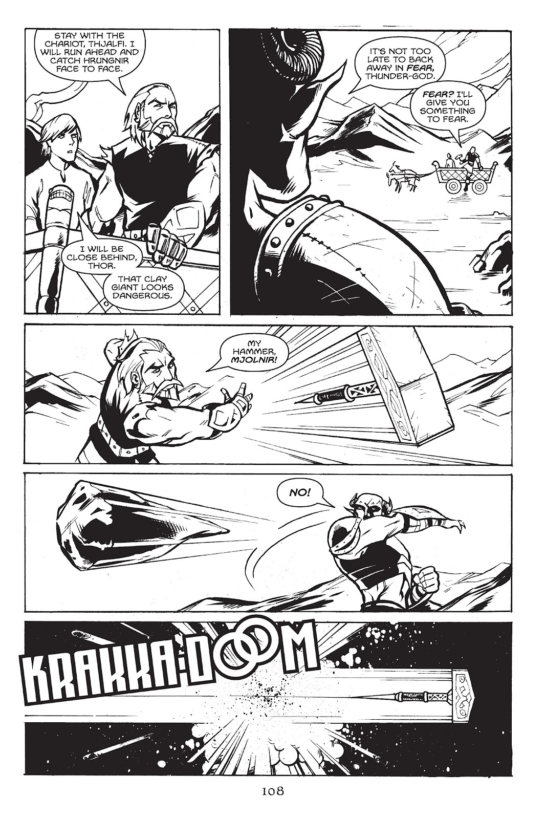 Read online Gods of Asgard comic -  Issue # TPB (Part 2) - 10