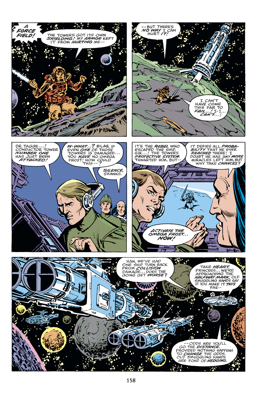 Read online Star Wars Omnibus comic -  Issue # Vol. 14 - 157