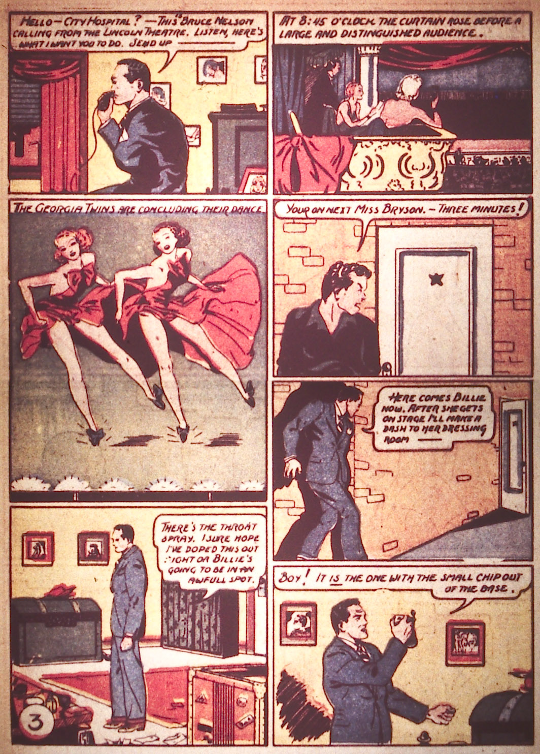 Detective Comics (1937) 22 Page 29