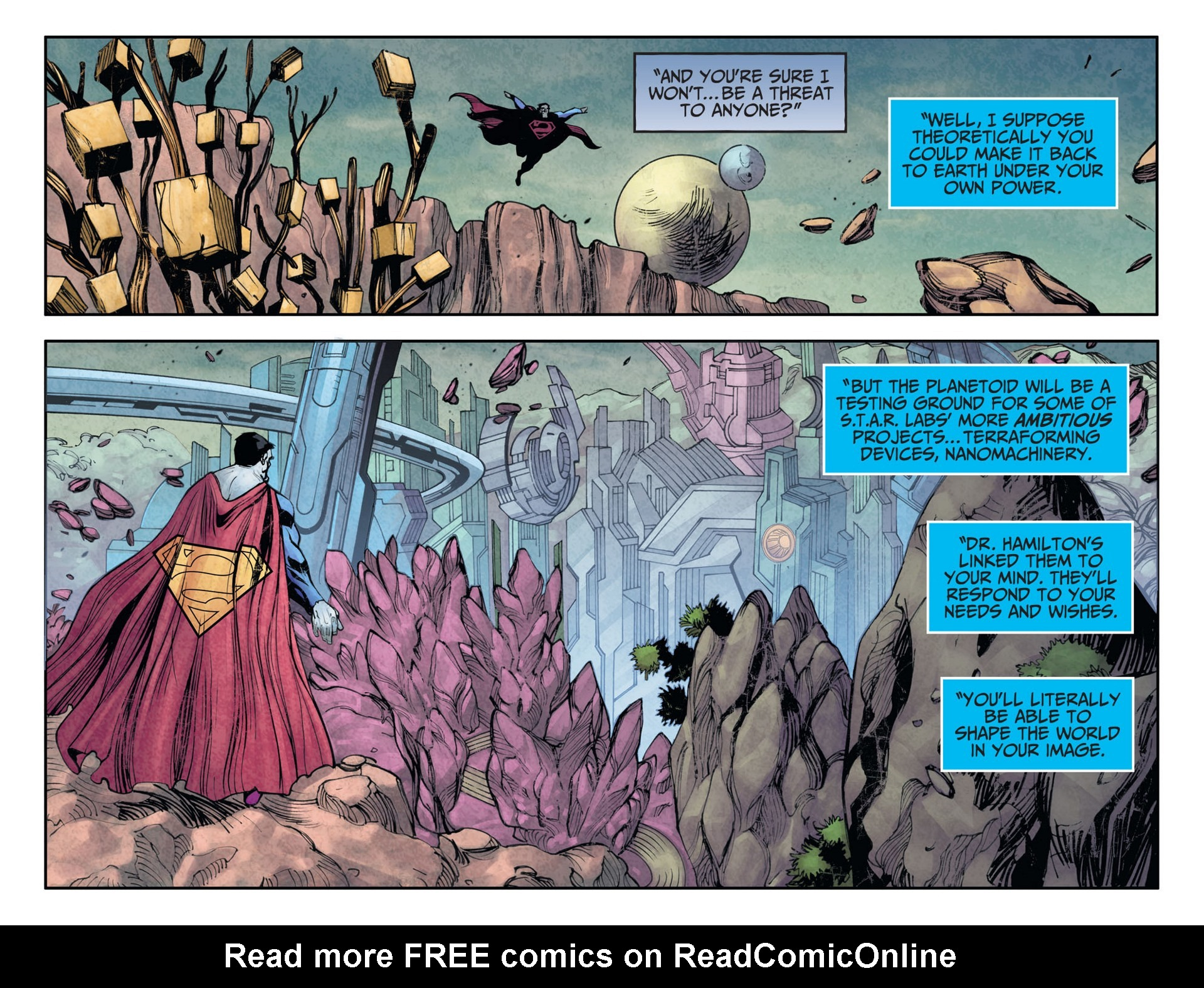 Read online Adventures of Superman [I] comic -  Issue #27 - 19