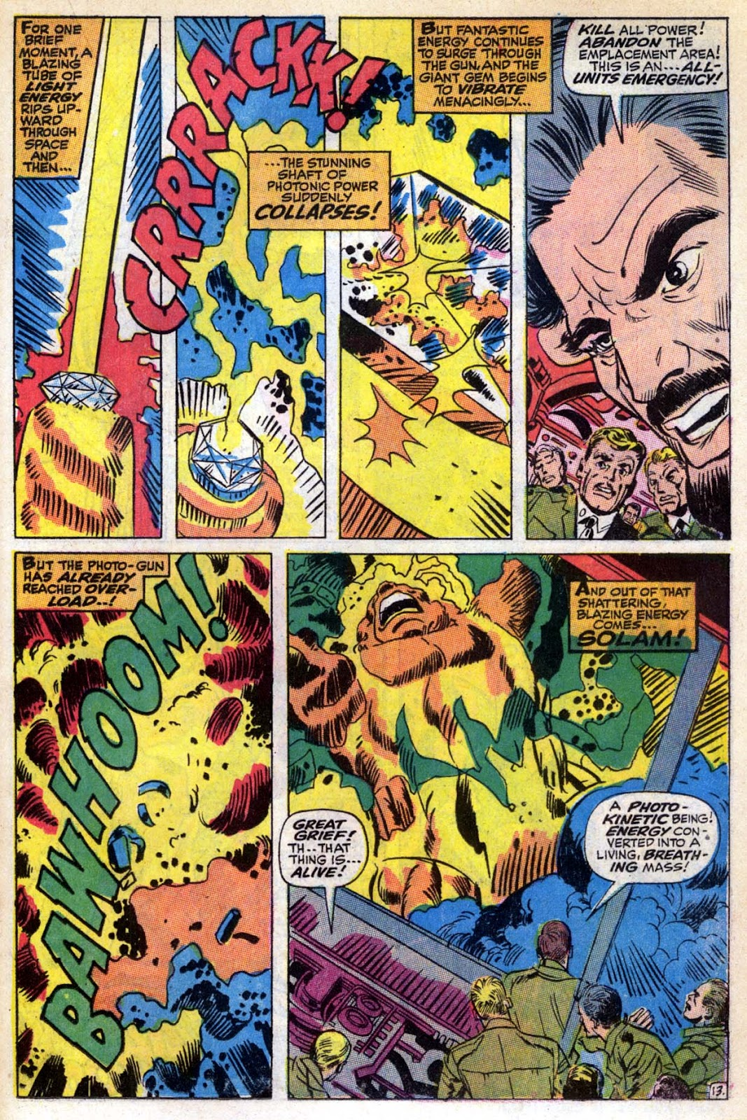 Captain Marvel (1968) Issue #6 #6 - English 14