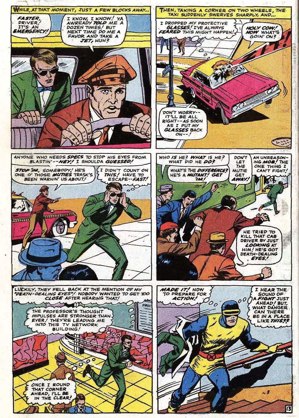 Uncanny X-Men (1963) 68 Page 15