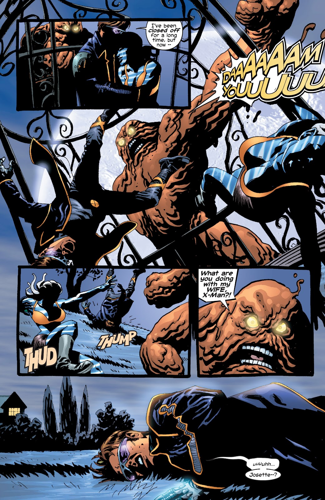 Read online X-Men: Unstoppable comic -  Issue # TPB (Part 2) - 39