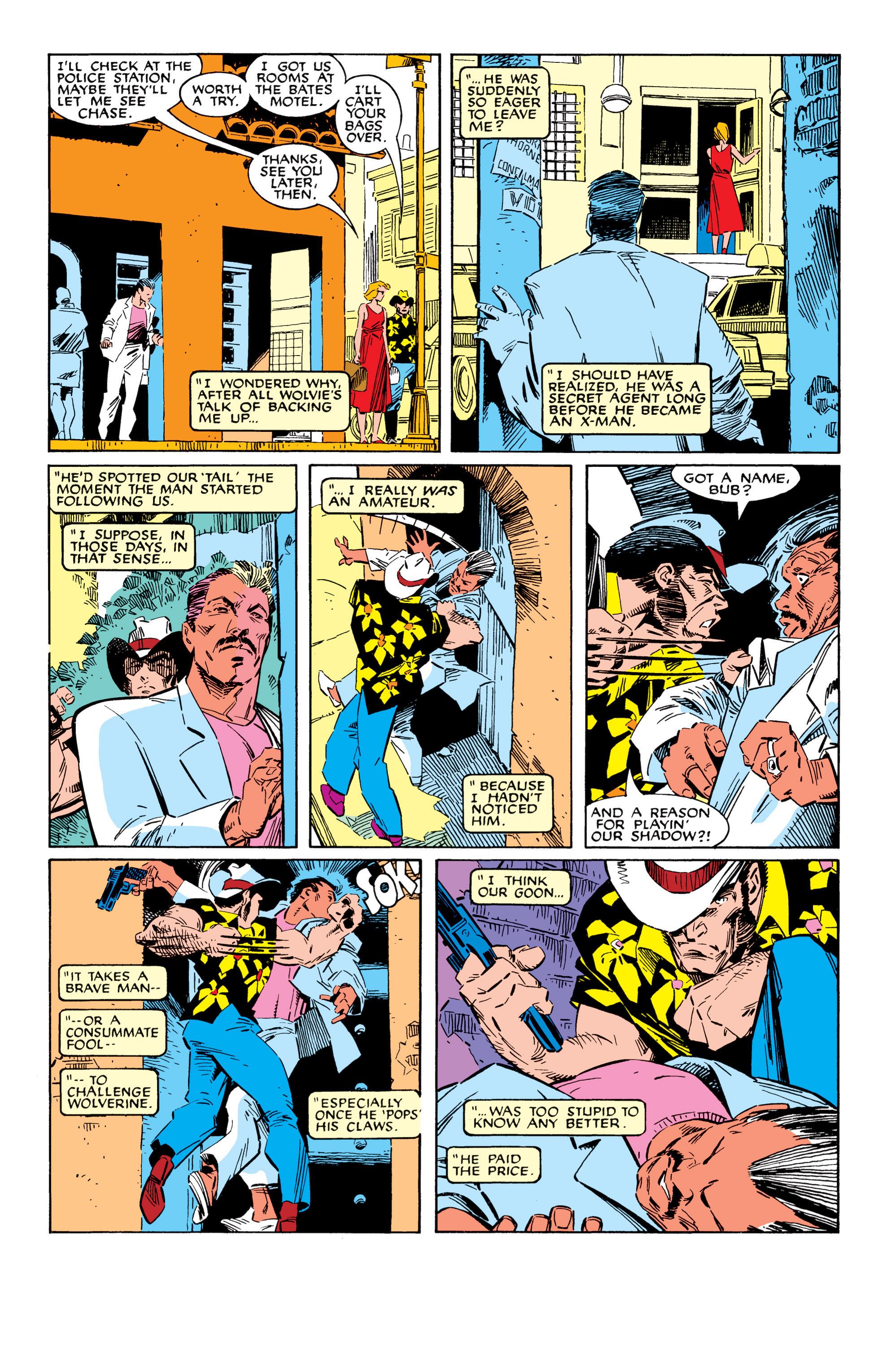 Read online Uncanny X-Men (1963) comic -  Issue #228 - 10