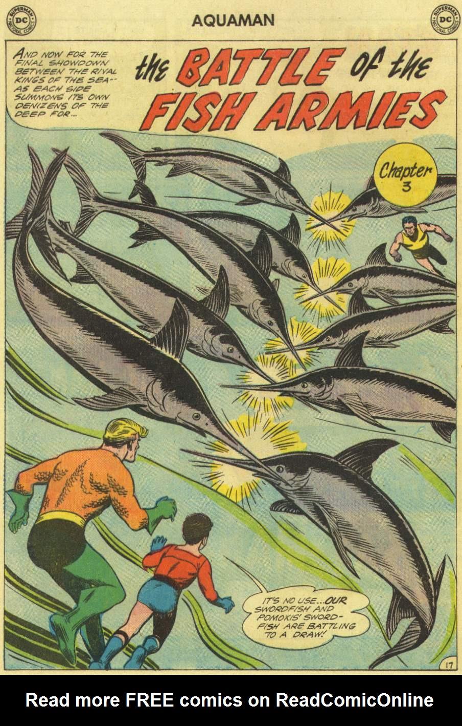 Aquaman (1962) Issue #3 #3 - English 24