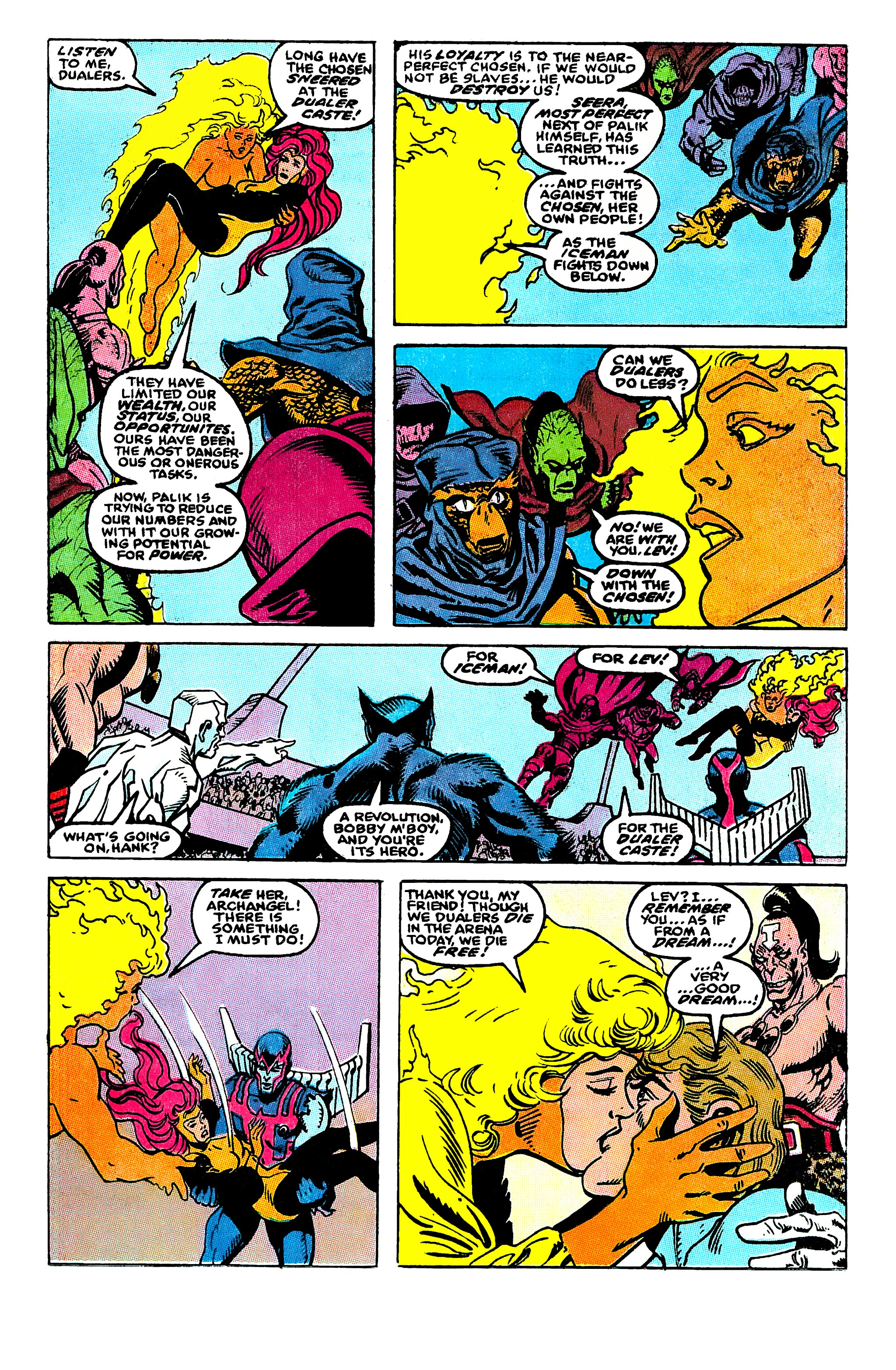 Read online X-Factor (1986) comic -  Issue #50 - 10