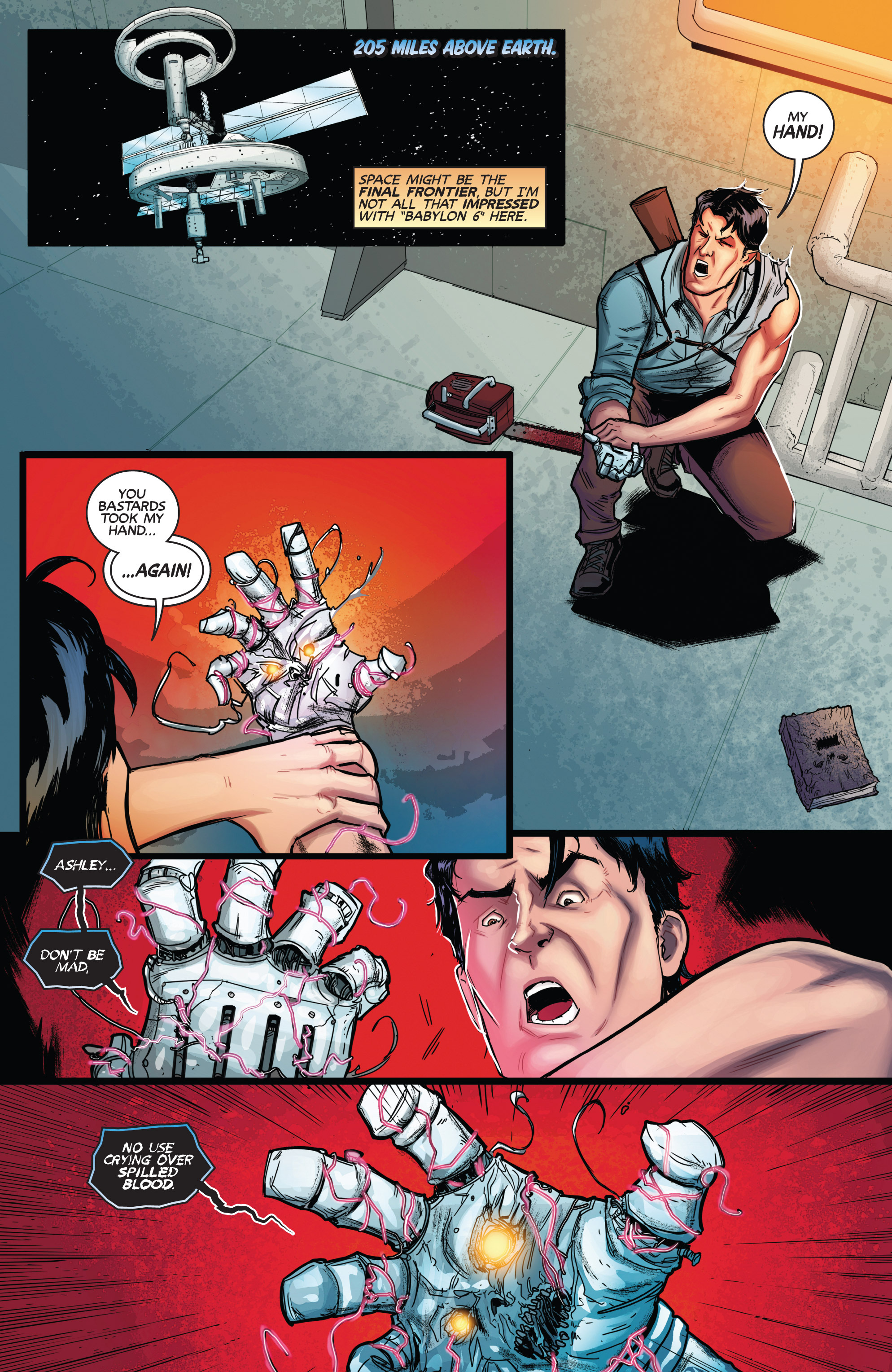Read online Army of Darkness (2014) comic -  Issue #2 - 3
