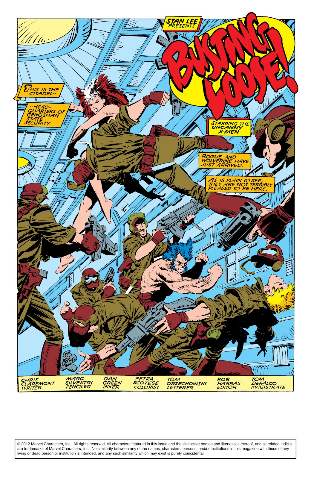 Uncanny X-Men (1963) issue 236 - Page 2