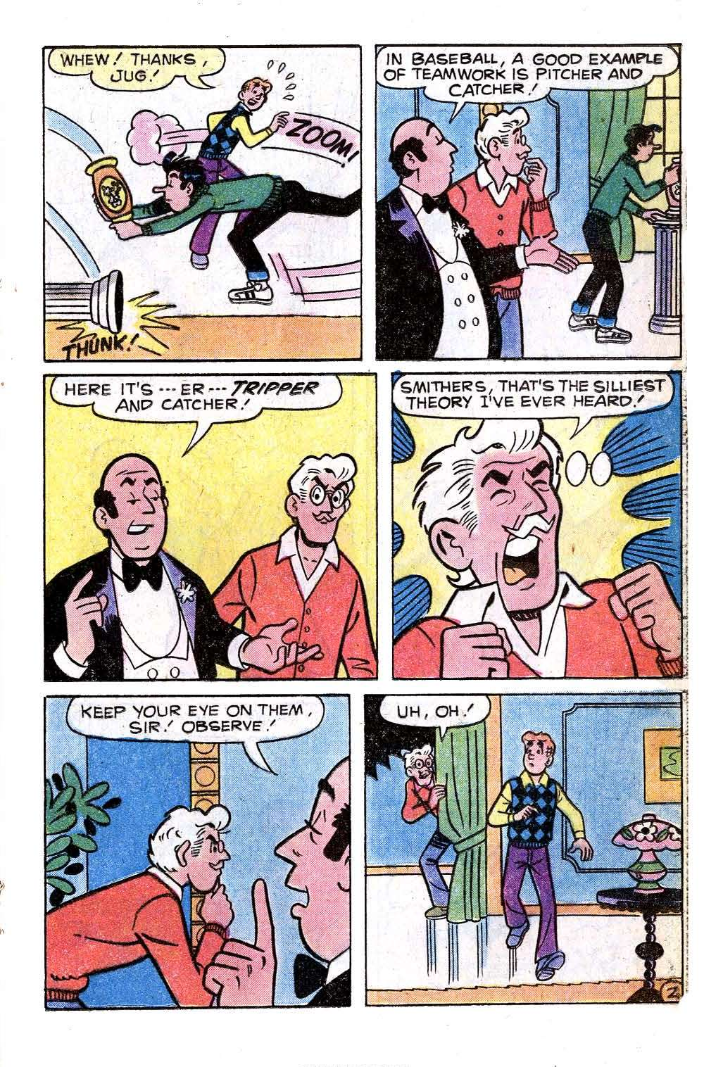 Read online Archie (1960) comic -  Issue #281 - 21