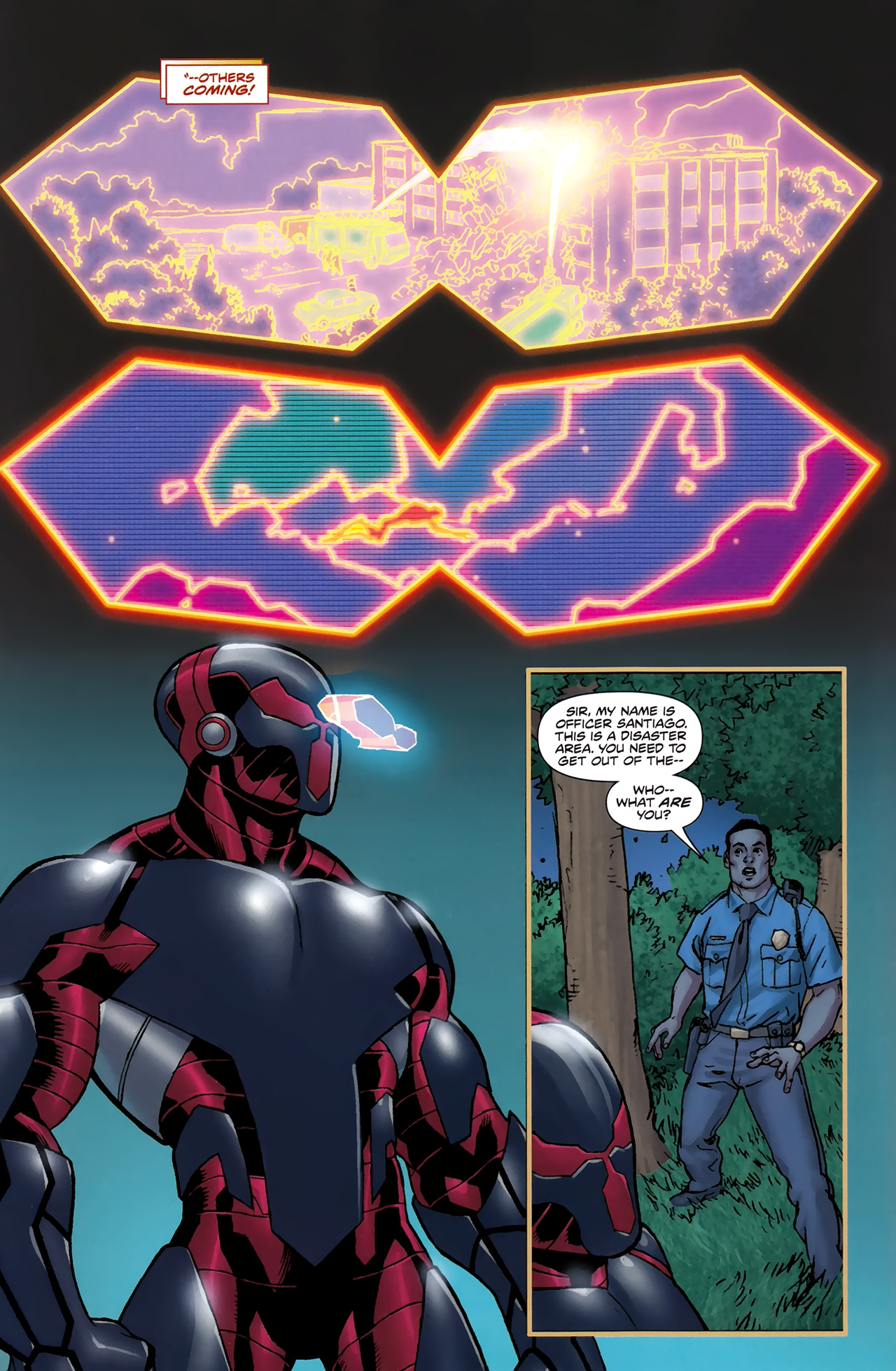 Read online Soldier Zero comic -  Issue #2 - 7