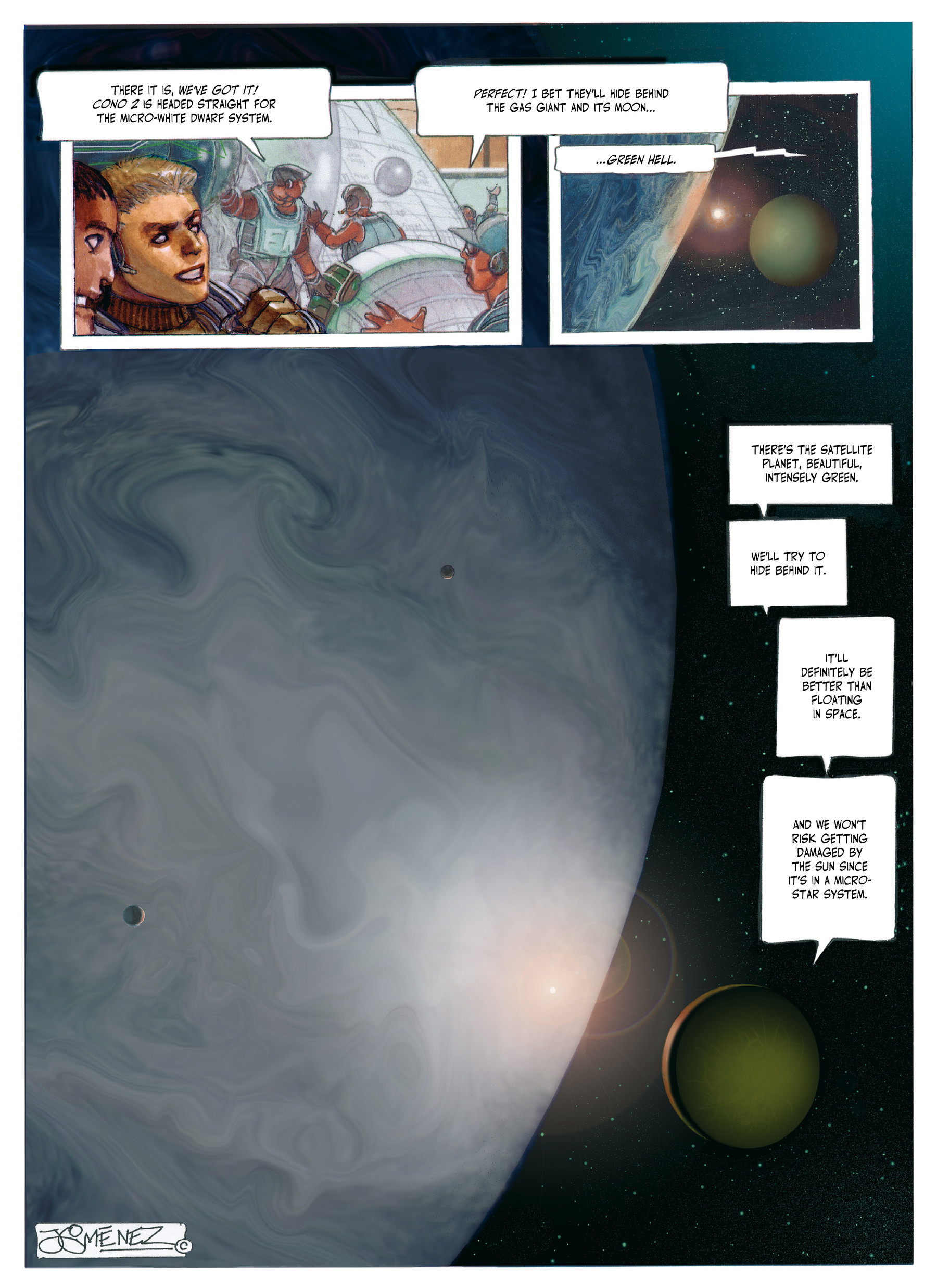 Read online The Fourth Power comic -  Issue #3 - 22