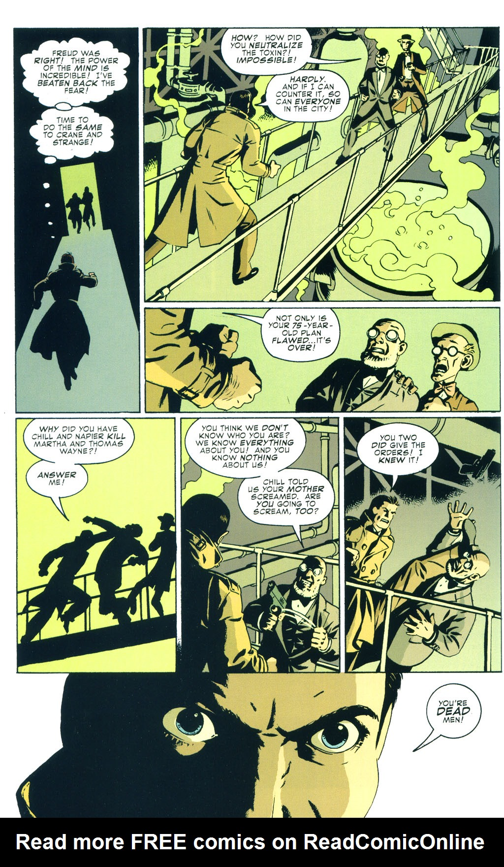 Read online Batman: Detective #27 comic -  Issue #27 TPB - 82
