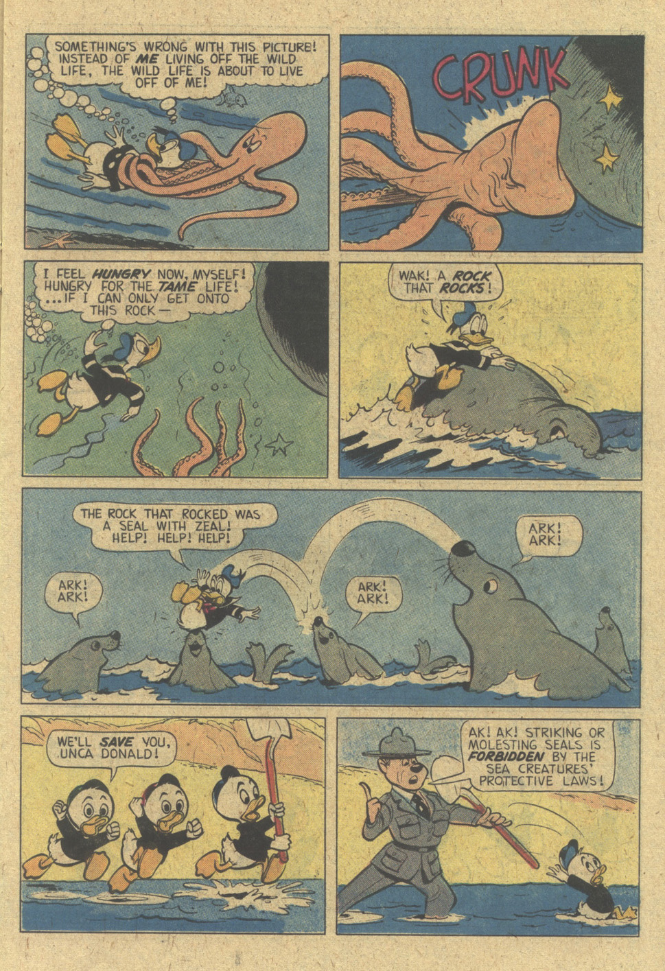 Walt Disney's Comics and Stories issue 452 - Page 10