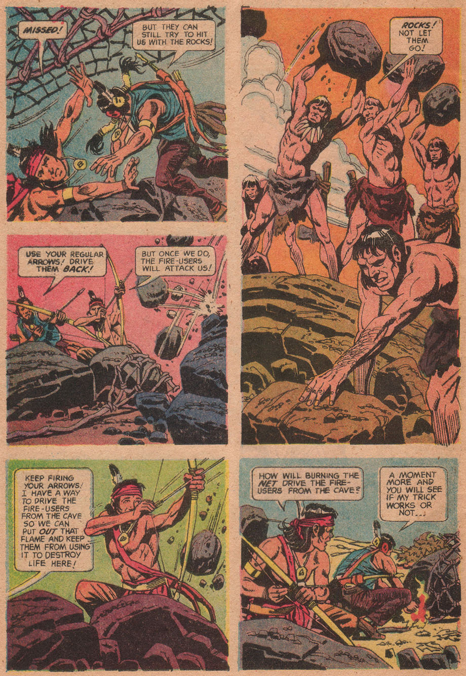 Read online Turok, Son of Stone comic -  Issue #73 - 28