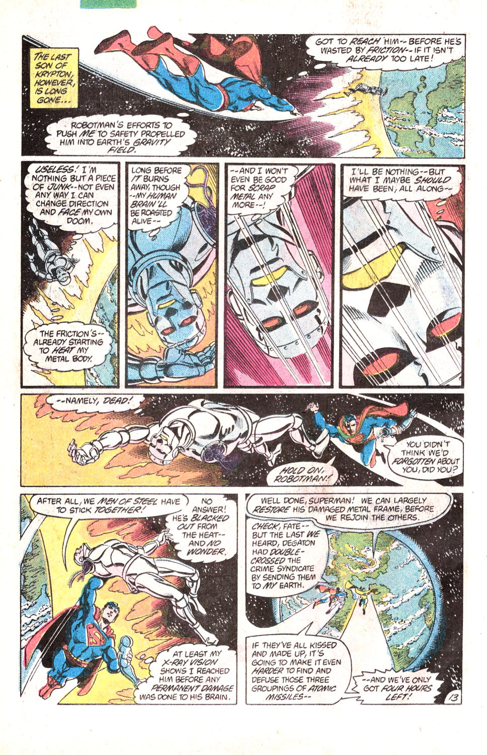 Read online All-Star Squadron comic -  Issue #15 - 17