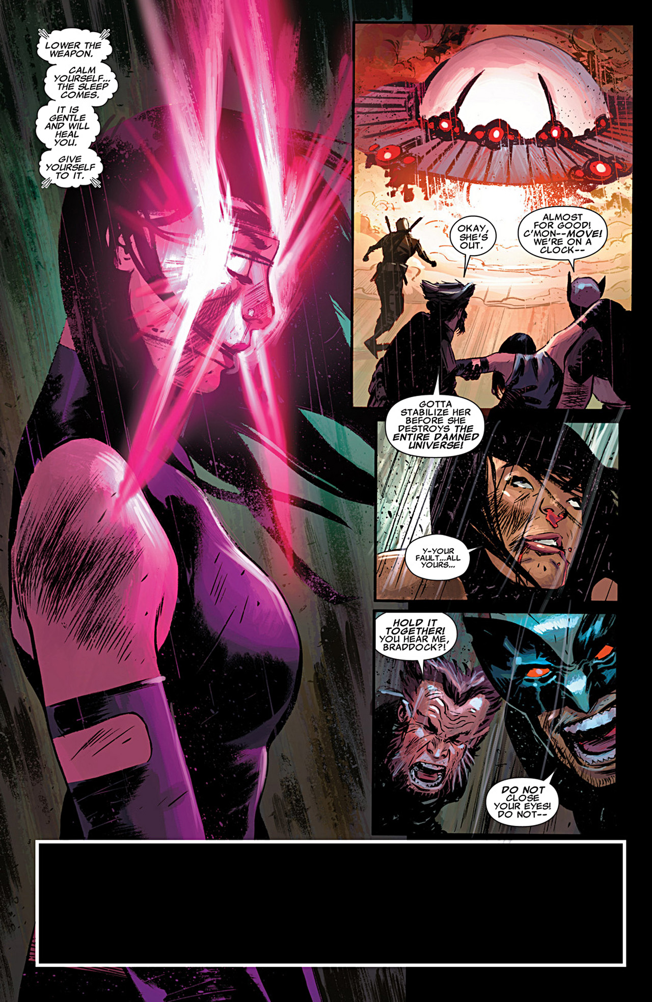 Read online Uncanny X-Force (2010) comic -  Issue #29 - 11