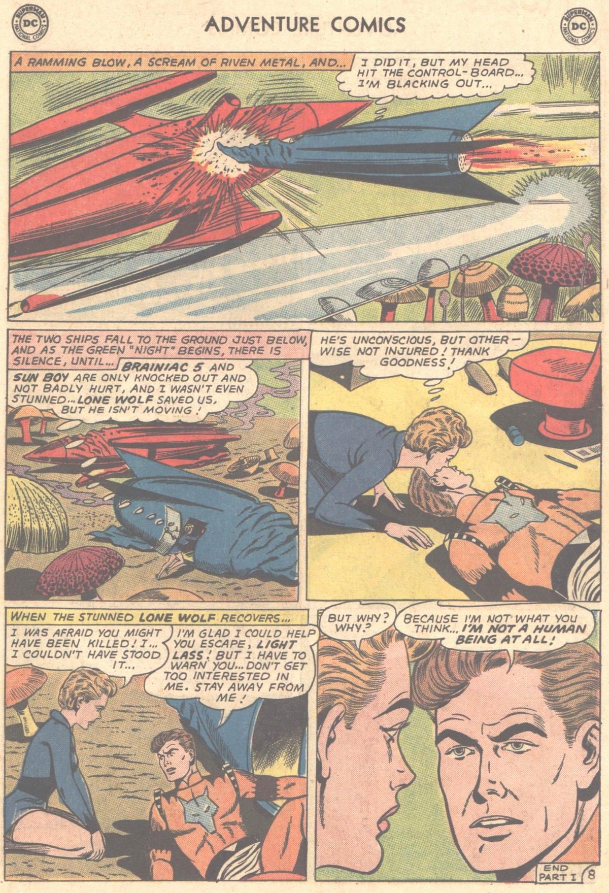 Read online Adventure Comics (1938) comic -  Issue #327 - 9