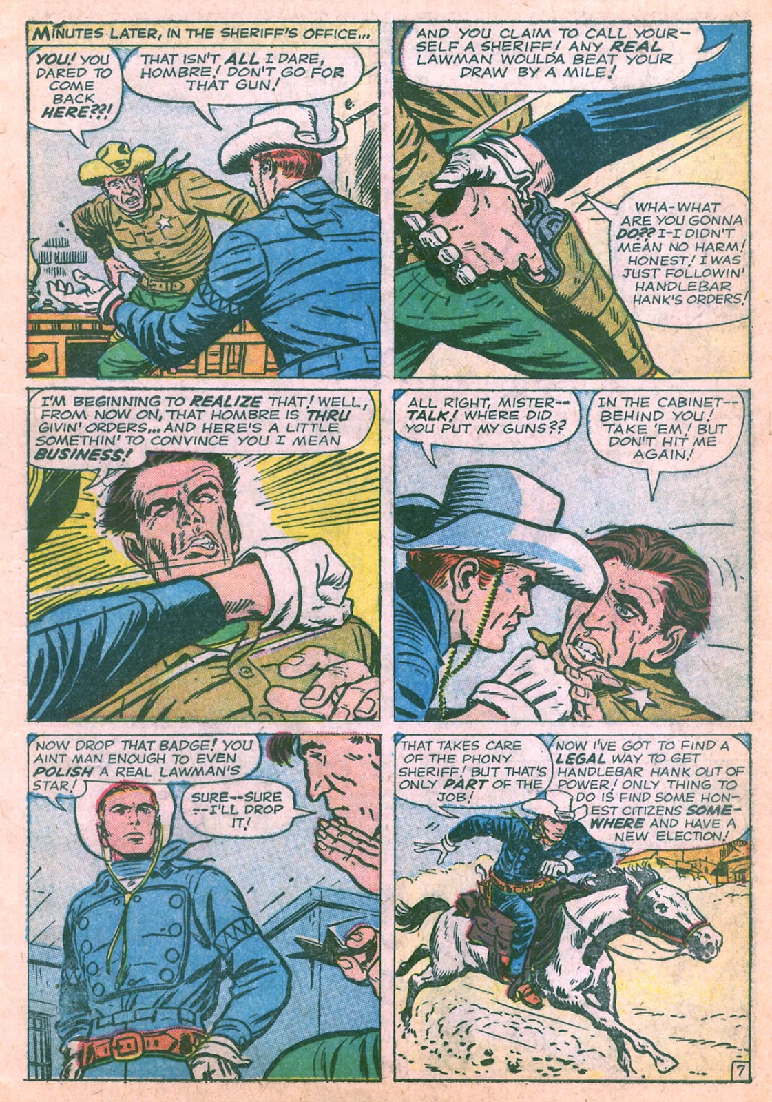 The Rawhide Kid (1955) issue 36 - Page 11