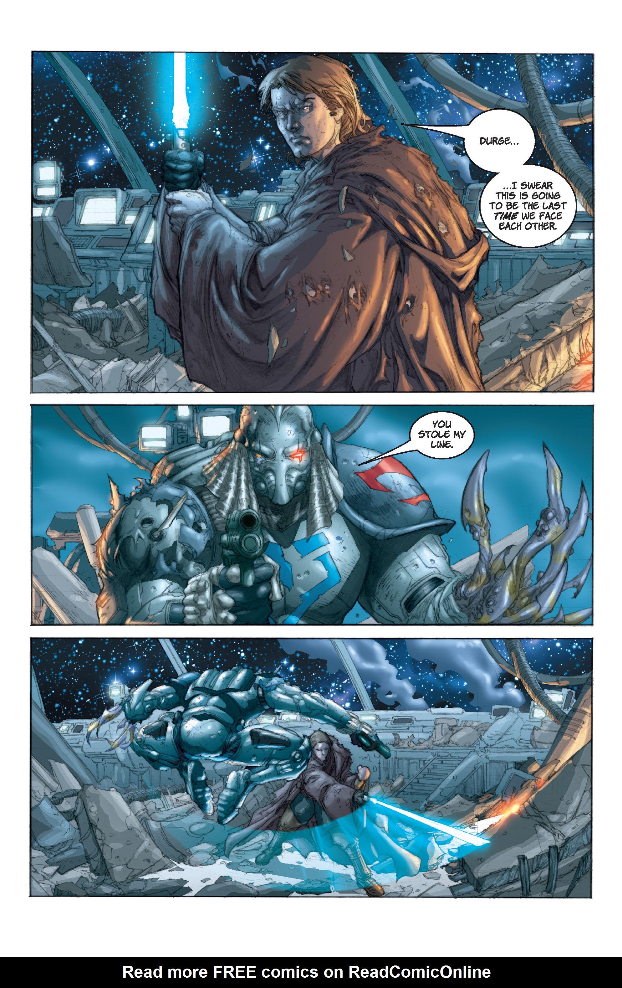 Read online Star Wars Omnibus comic -  Issue # Vol. 26 - 123