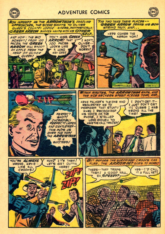 Read online Adventure Comics (1938) comic -  Issue #204 - 40