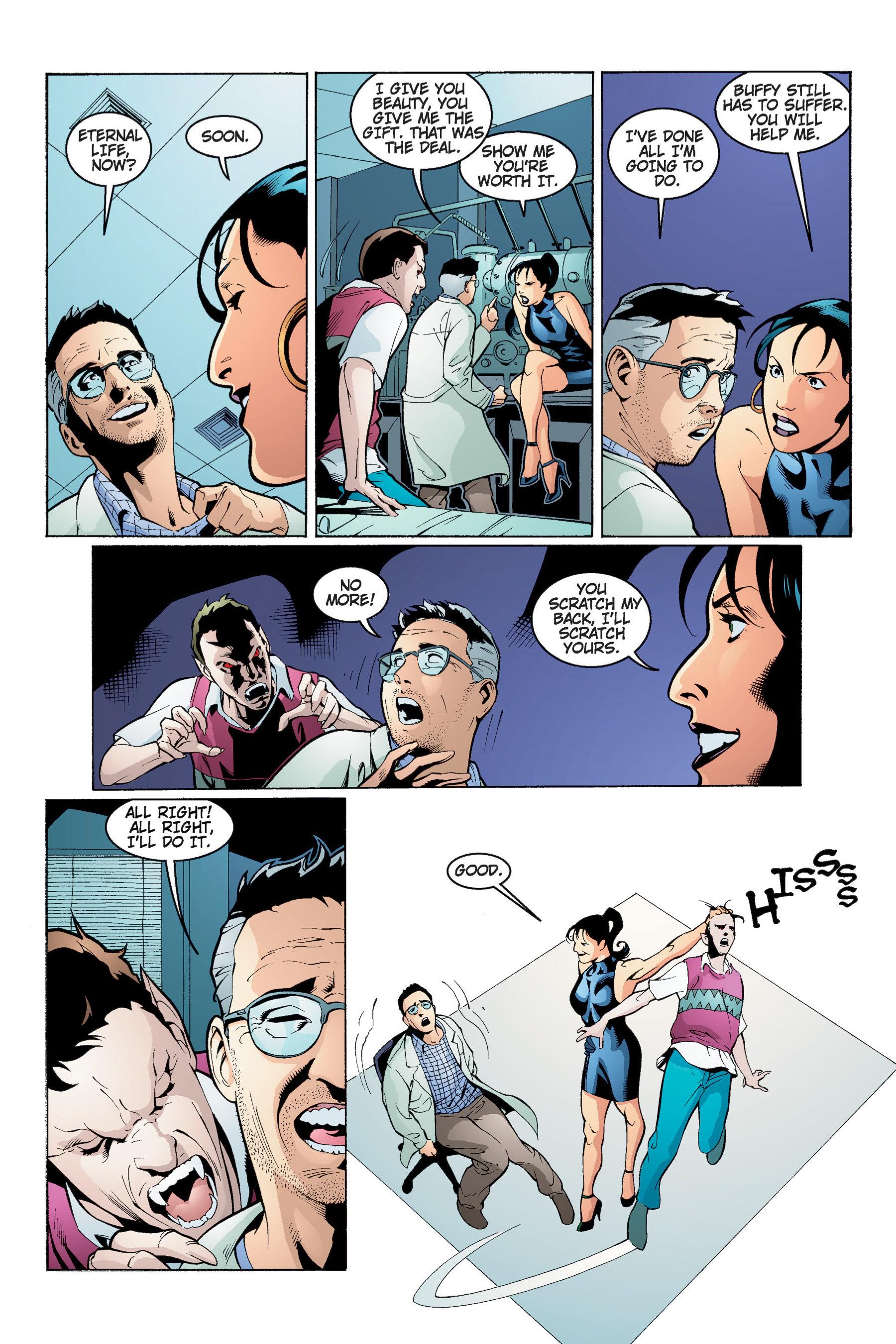 Read online Buffy the Vampire Slayer: Omnibus comic -  Issue # TPB 4 - 91