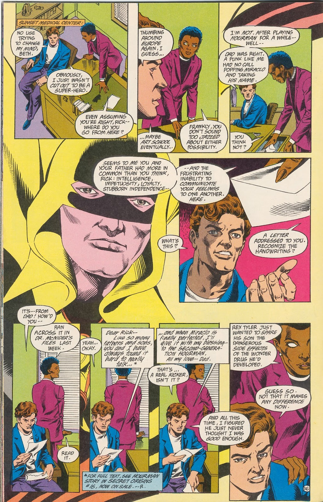 Infinity Inc. (1984) issue 40 - Page 18