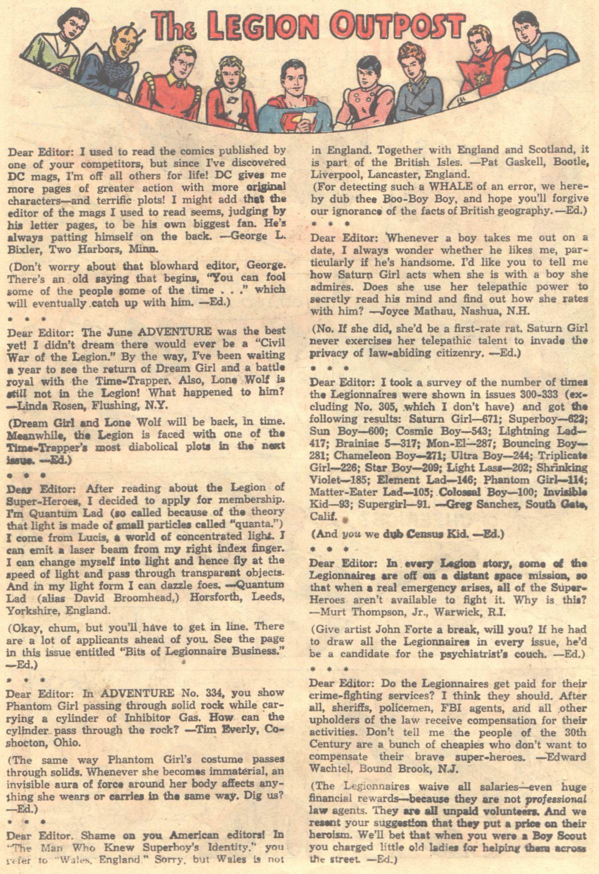 Read online Adventure Comics (1938) comic -  Issue #337 - 22