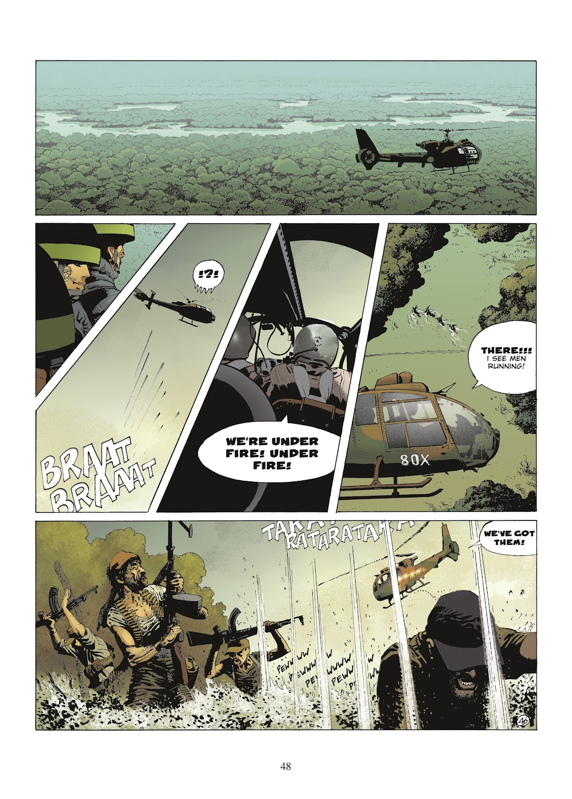 XIII Mystery issue 9 - Page 50