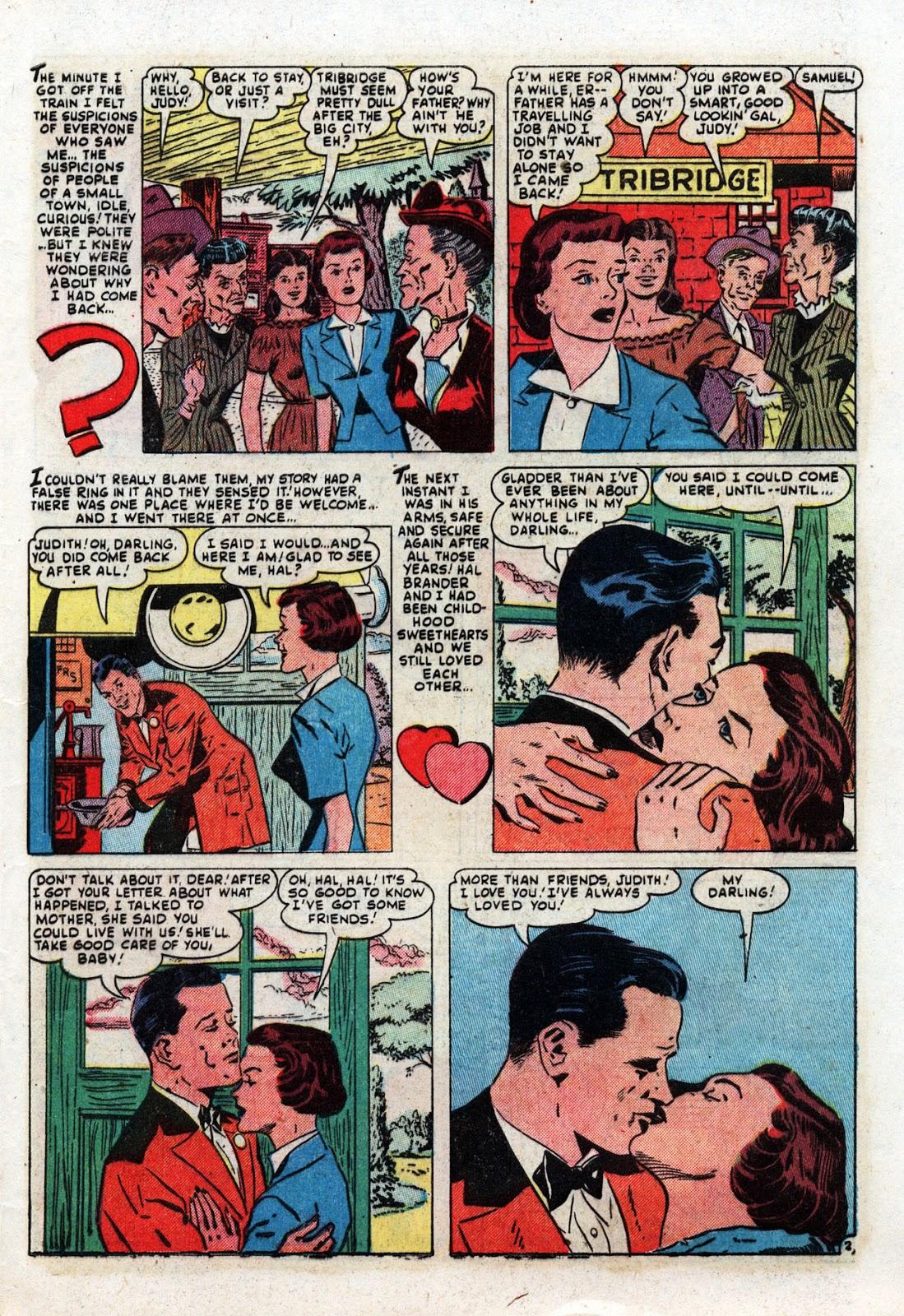 Love Romances (1949) issue 19 - Page 27