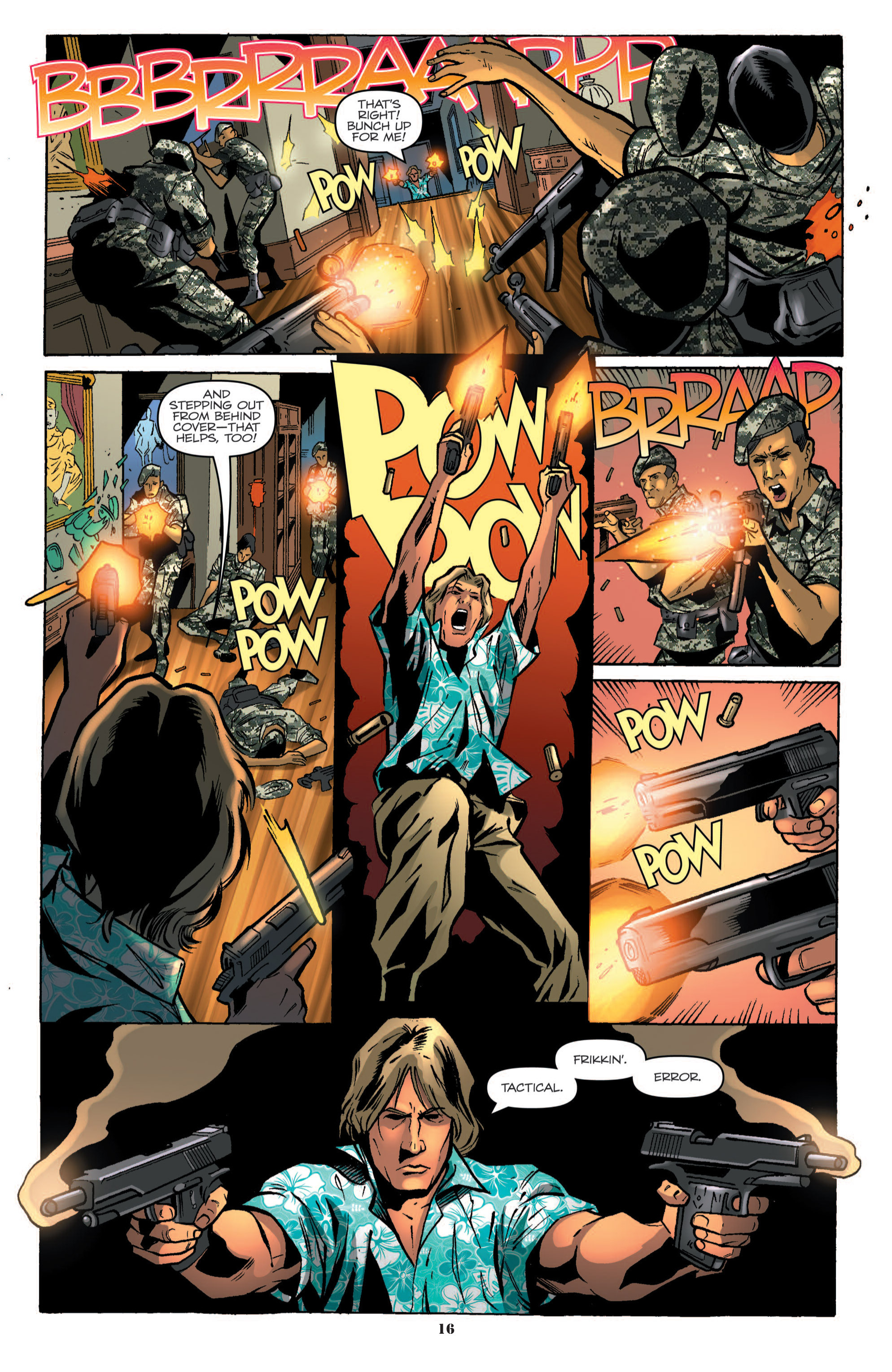 G.I. Joe: A Real American Hero 191 Page 17
