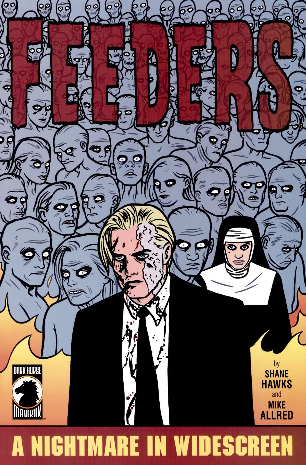 Read online Feeders comic -  Issue # Full - 1