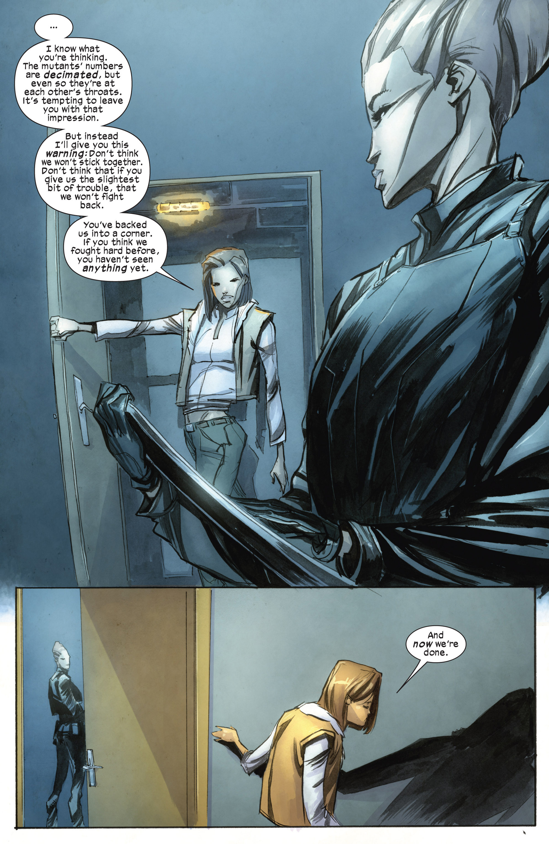 Read online Ultimate Comics X-Men comic -  Issue #18.1 - 19