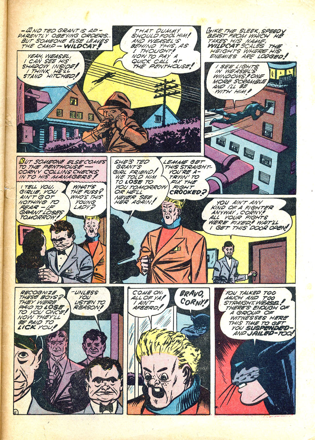 Read online Sensation (Mystery) Comics comic -  Issue #12 - 63
