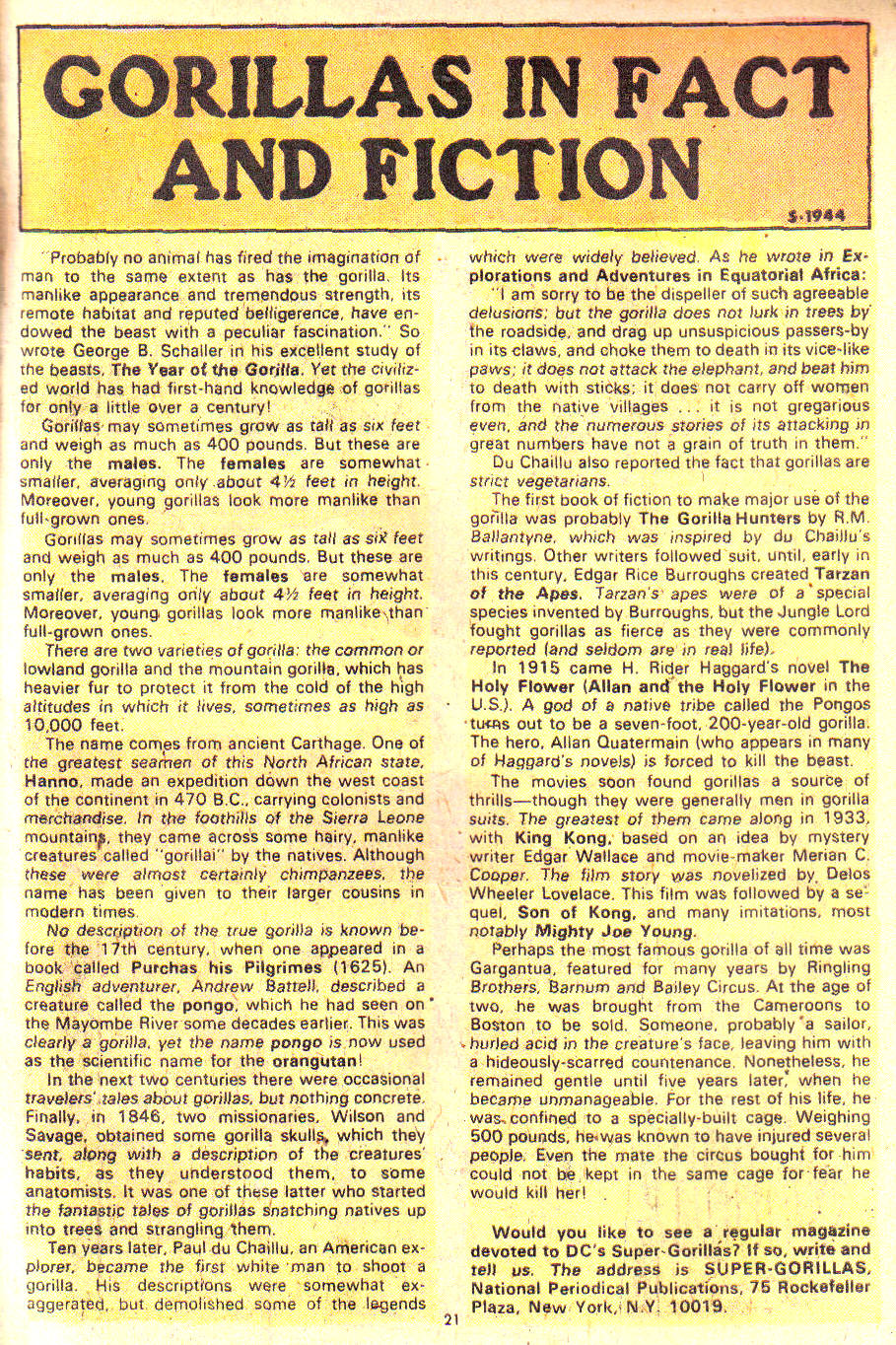 DC Special (1975) issue 16 - Page 21