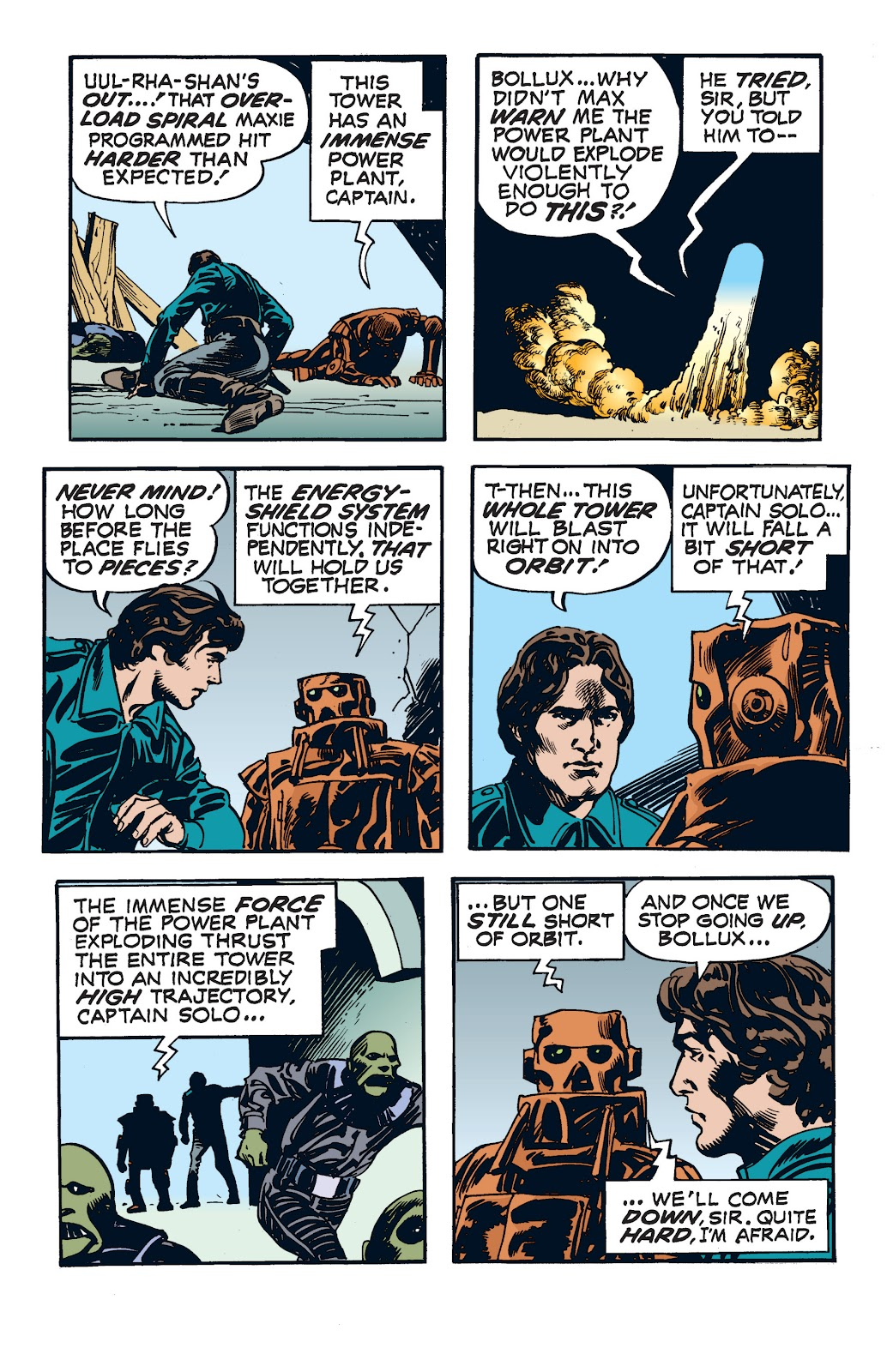 Read online Star Wars Legends: The Newspaper Strips - Epic Collection comic -  Issue # TPB (Part 4) - 65