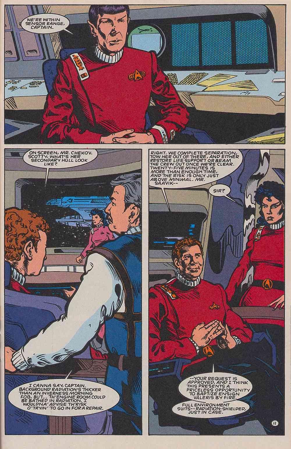 Read online Star Trek (1989) comic -  Issue # _Special 2 - 43