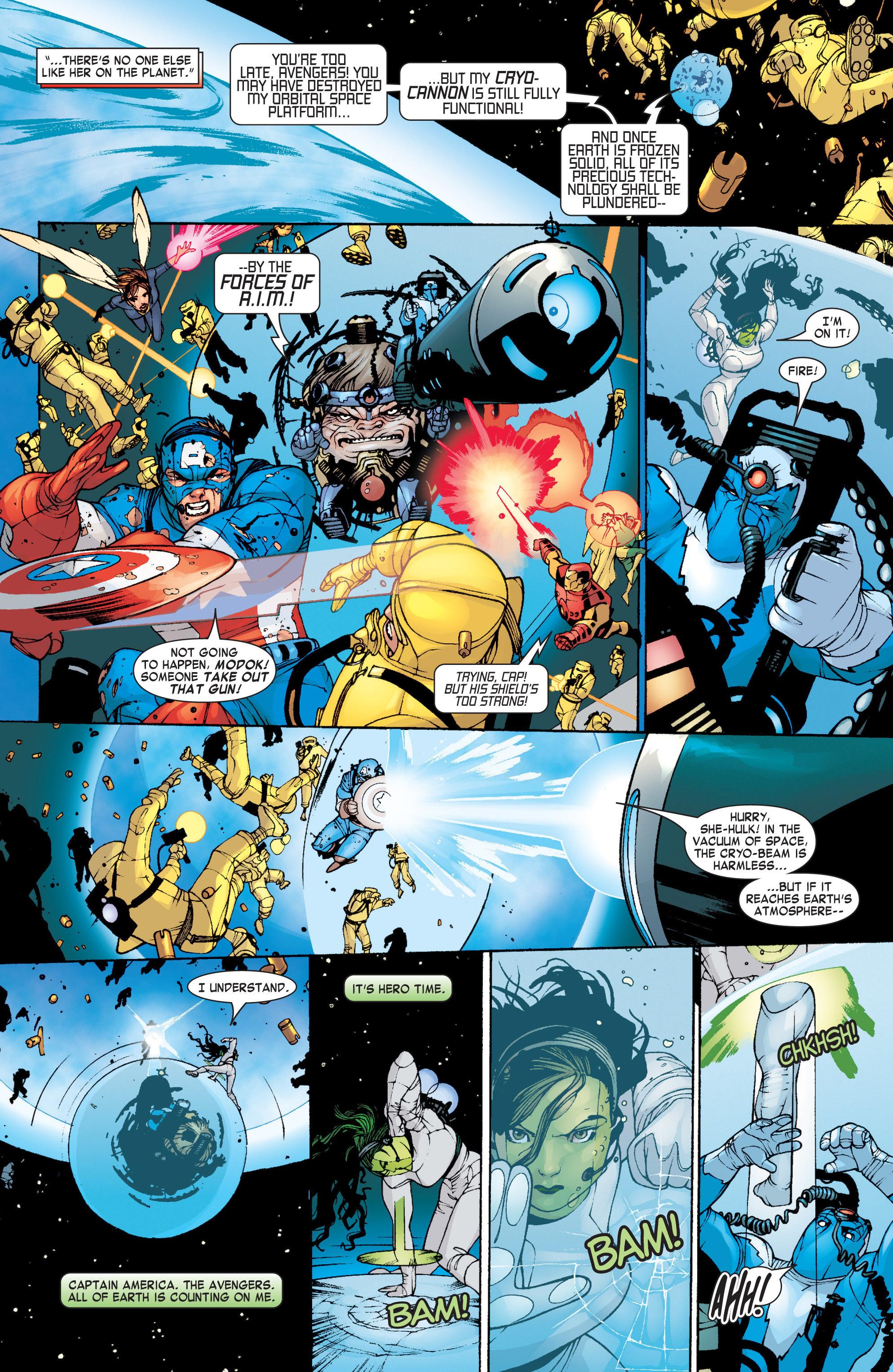 Read online She-Hulk (2004) comic -  Issue #1 - 10