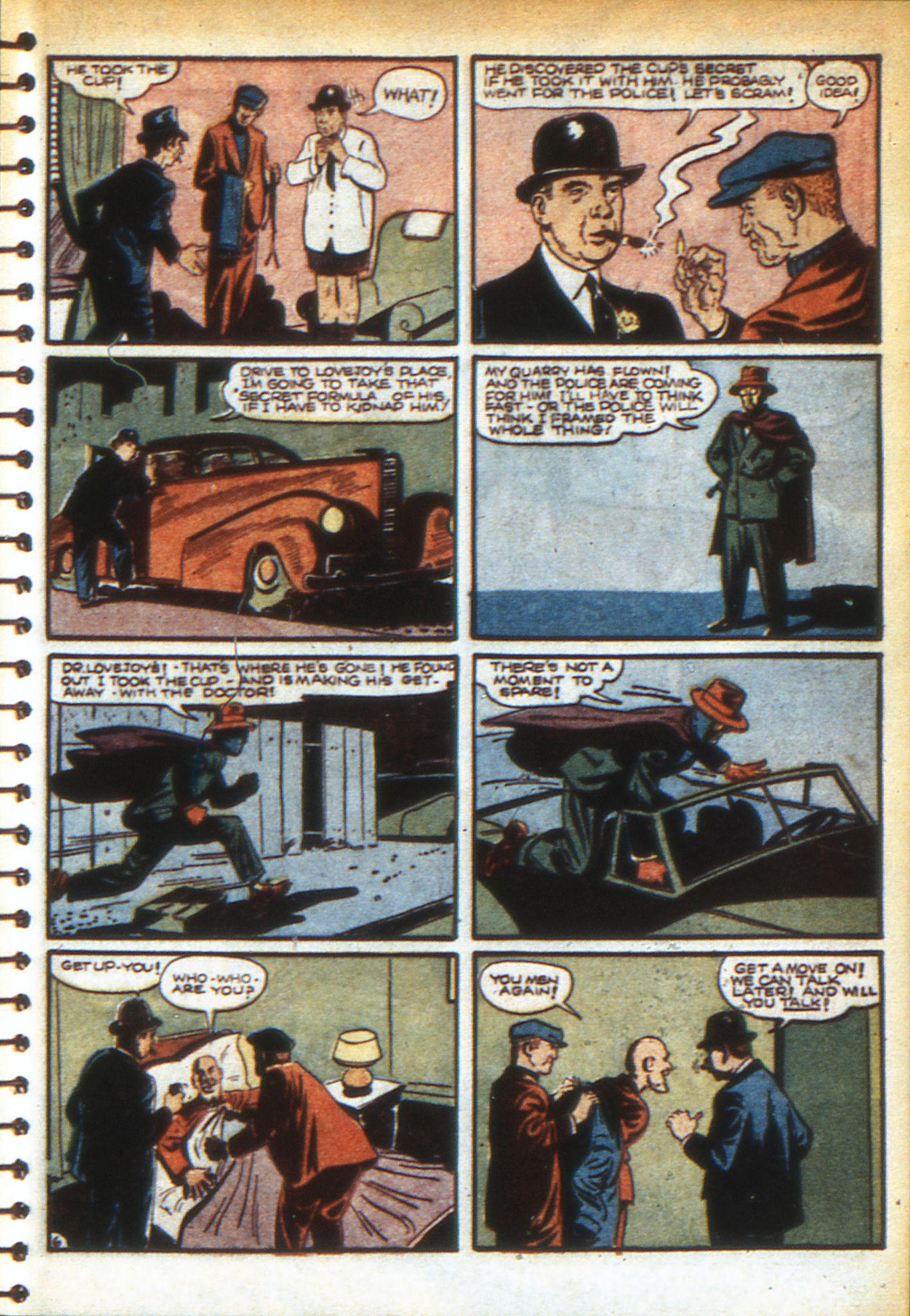 Read online Adventure Comics (1938) comic -  Issue #49 - 29
