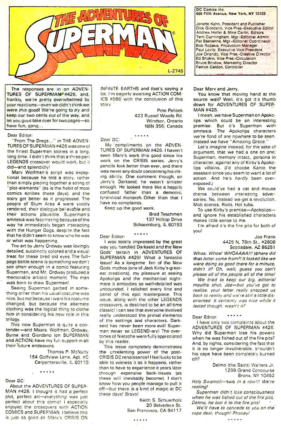 Adventures of Superman (1987) 430 Page 23