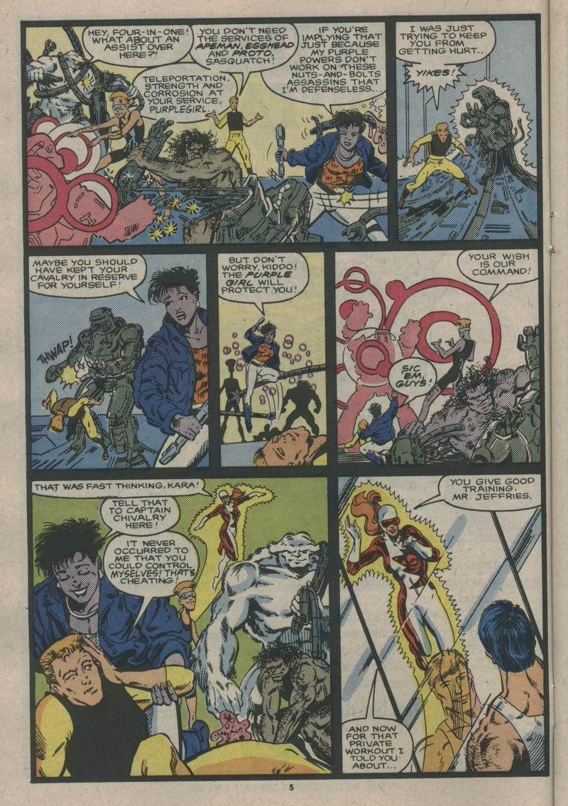 Read online Alpha Flight (1983) comic -  Issue #53 - 6