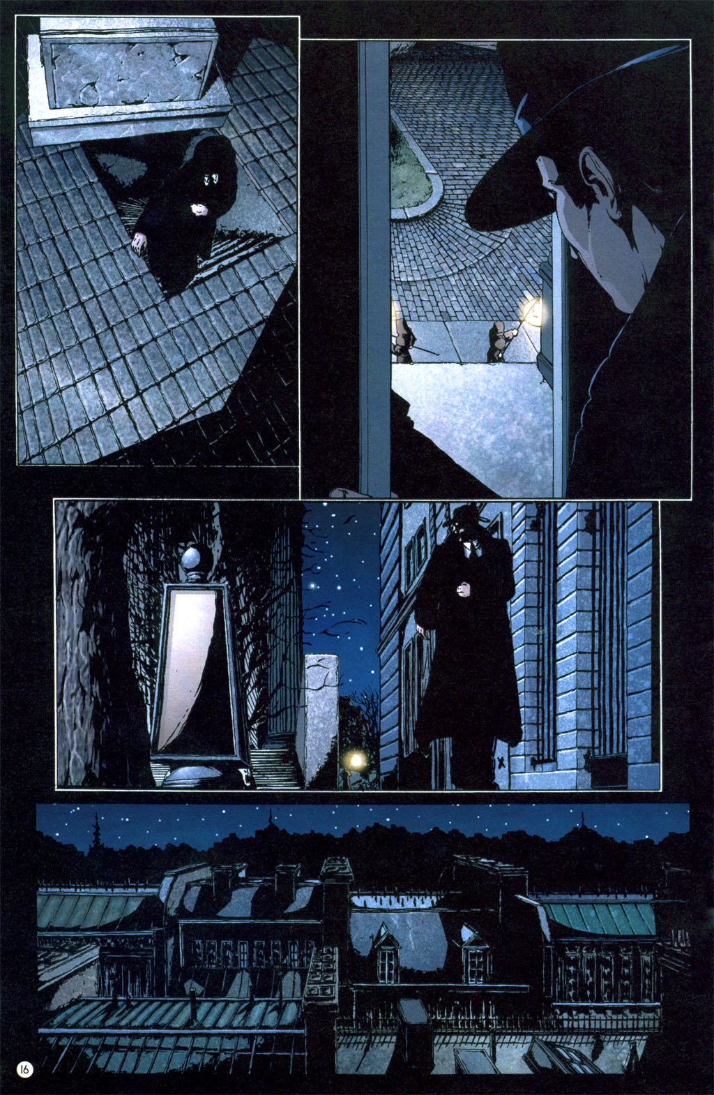Read online Rex Mundi comic -  Issue #6 - 19
