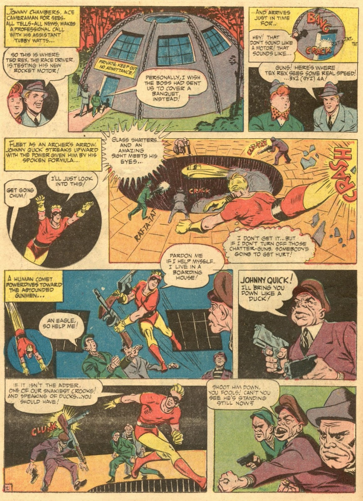 More Fun Comics issue 80 - Page 48