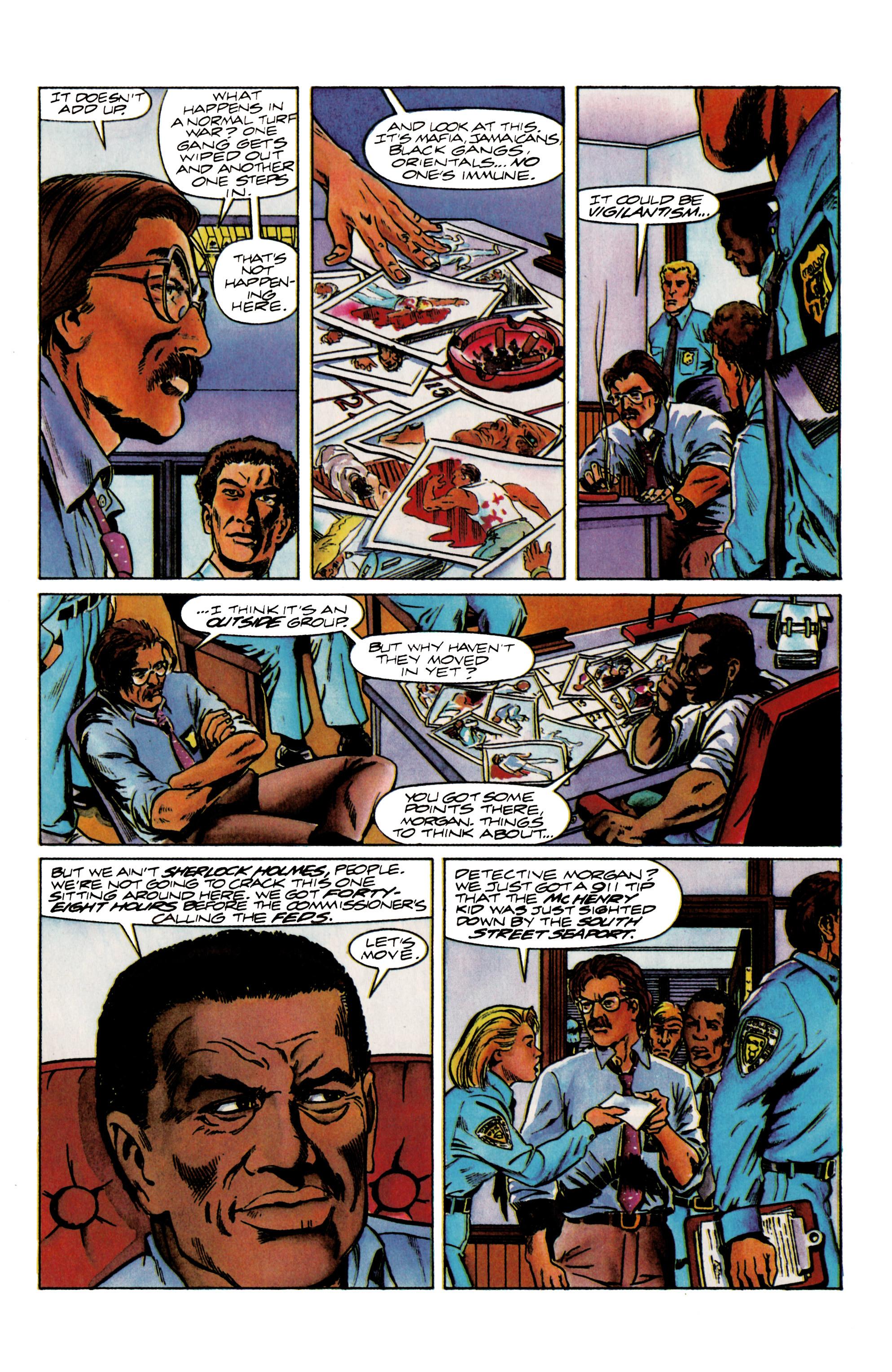 Read online Eternal Warrior (1992) comic -  Issue #13 - 15