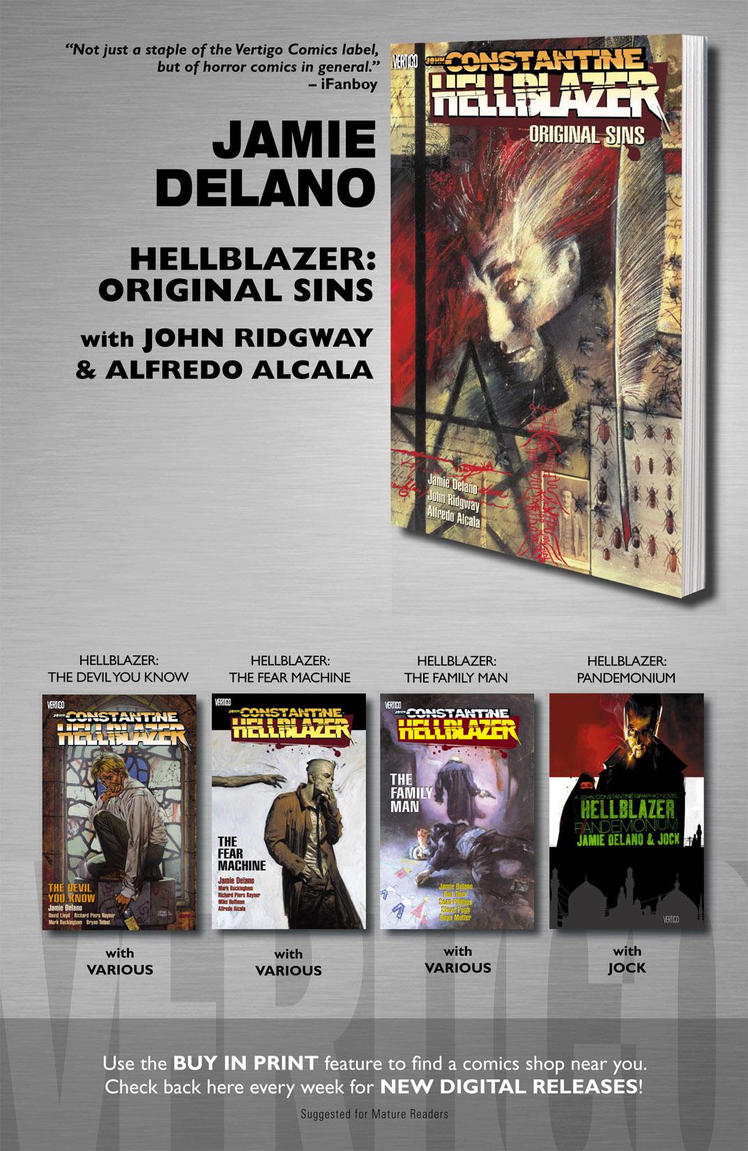 Hellblazer issue 21 - Page 23